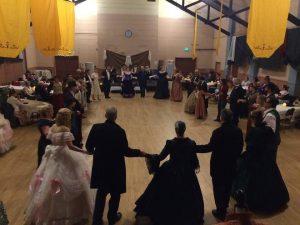 Victorian Ball Dance